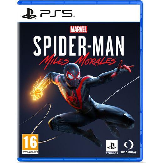 Spider-Man Miles Morales for PlayStation 5