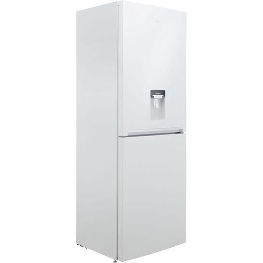 Beko CFG1790DW 50/50 Frost Free Fridge Freezer - White - F Rated