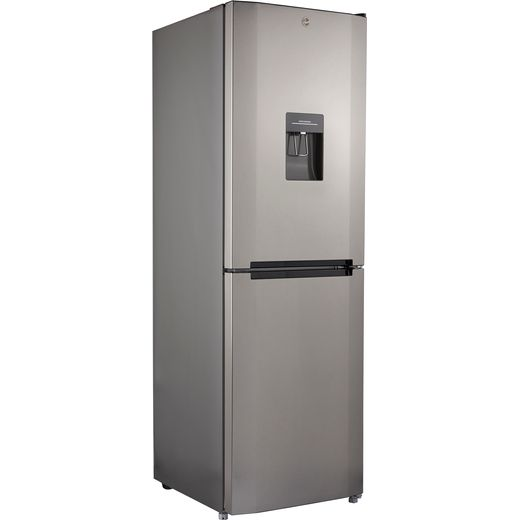 Hoover H-FRIDGE 500 H1826MNB5XWKN 50/50 Frost Free Fridge Freezer - Stainless Steel - F Rated