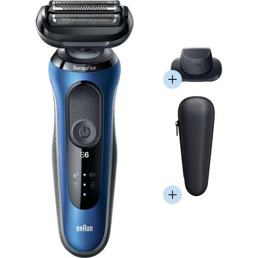 Braun Series 5 Mens Shaver Blue
