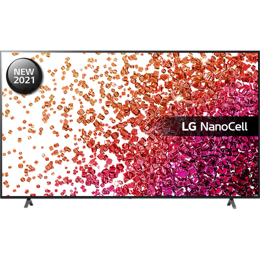 "LG Nanocell 50NANO756PR 50"" Smart 4K Ultra HD TV"