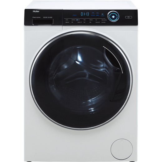 Haier HWD100-B14979 10Kg / 6Kg Washer Dryer with 1400 rpm - White - D Rated