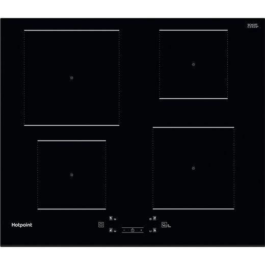 Hotpoint TQ4160SBF 60cm Induction Hob - Black