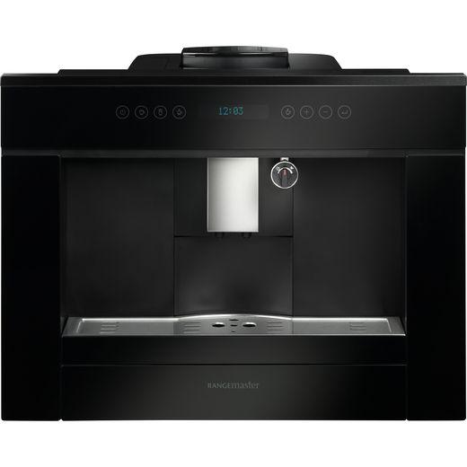 Rangemaster Eclipse ECL45CFBL/BL Built In Bean to Cup Coffee Machine - Black