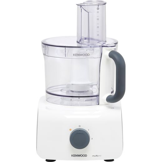 Kenwood MultiPro FDP645.WH With 3 Accessories - White
