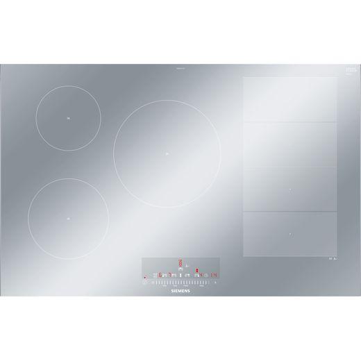 Siemens IQ-700 EX879FVC1E 81cm Induction Hob - Stainless Steel