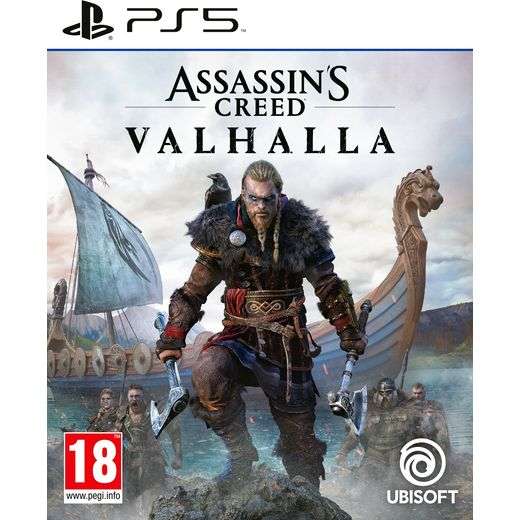 Assassin's Creed Valhalla for PlayStation 5