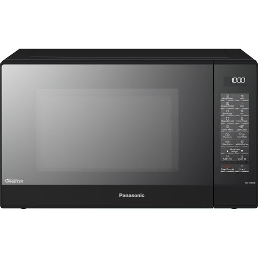 Panasonic NN-ST46KBBPQ 32 Litre Microwave - Black