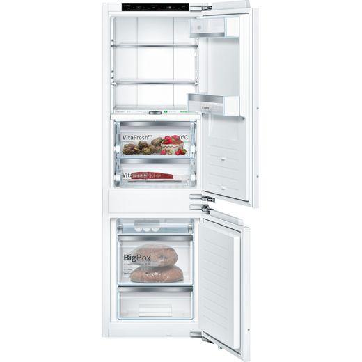 Bosch Serie 8 KIF86PFE0 Built In Fridge Freezer - White