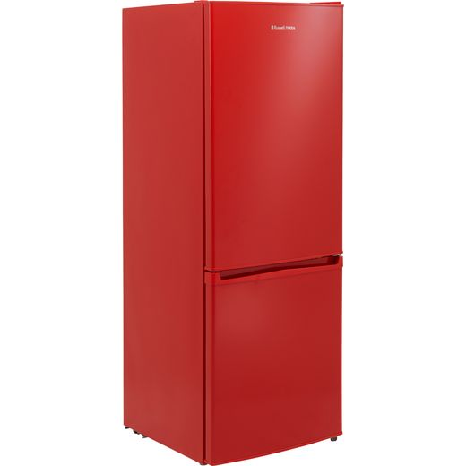 Russell Hobbs RH50FF144R-MD 70/30 Fridge Freezer - Red - F Rated