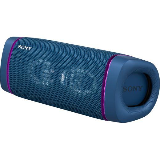 Sony SRS-XB33 Wireless Speaker - Blue