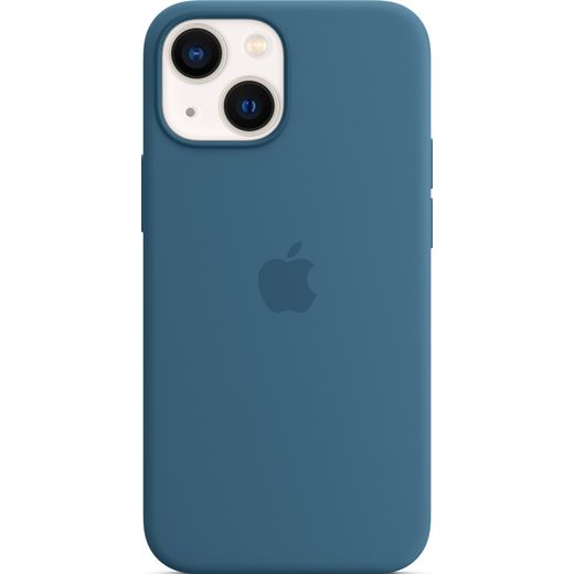 Apple Silicone Case for iPhone 13 Mini - Blue Jay