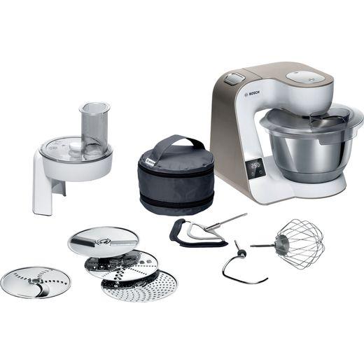 Bosch MUM Serie 5 MUM5XW10GB Kitchen Machine - White