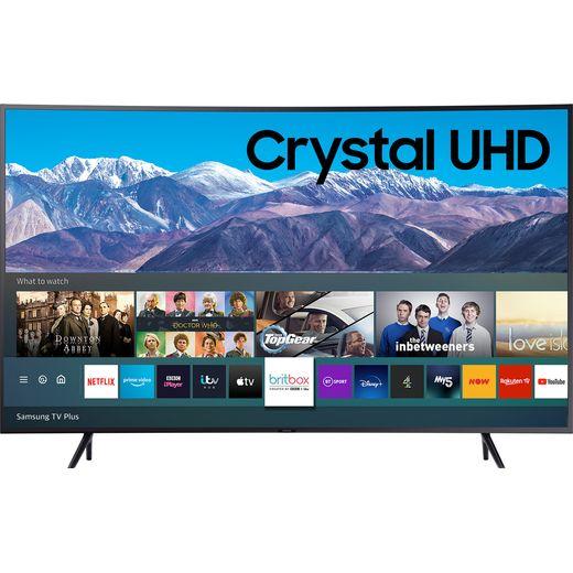 "Samsung UE65TU8300 65"" Curved Smart 4K Ultra HD TV"