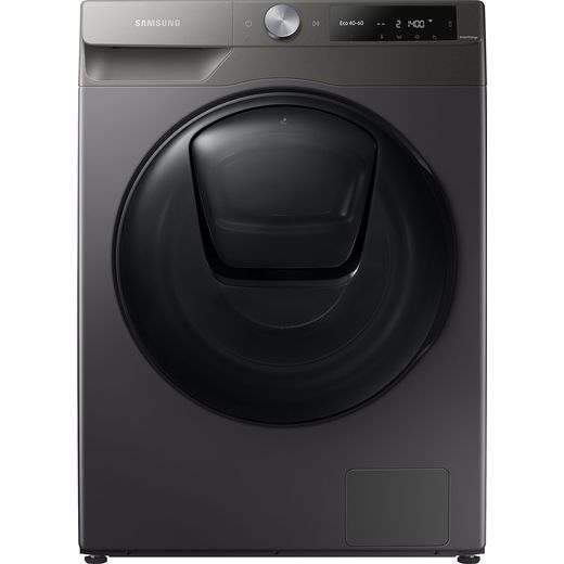 Samsung Series 6 AddWash™ WD10T654DBN Wifi Connected 10.5Kg / 6Kg Washer Dryer with 1400 rpm - Graphite - E Rated