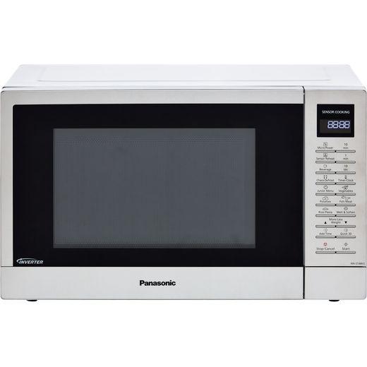 Panasonic NN-ST48KSBPQ 32 Litre Microwave - Stainless Steel