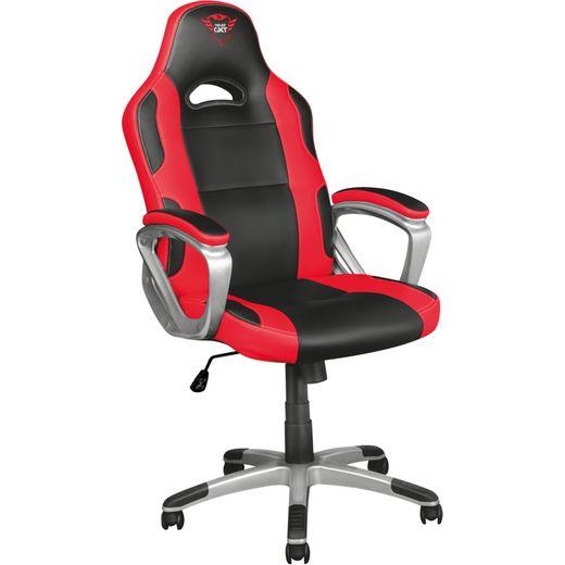 Trust GTX705R Gaming Chair - Black / Red