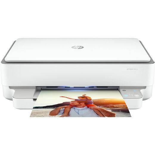 HP Envy 6020 Inkjet Printer - White
