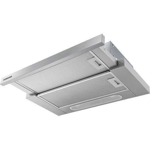 Samsung NK24M1030IS 60 cm Telescopic Cooker Hood - Stainless Steel - C Rated