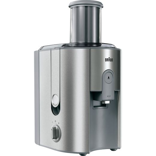 Braun MultiQuick 7 J700 Centrifugal Juicer - Stainless Steel