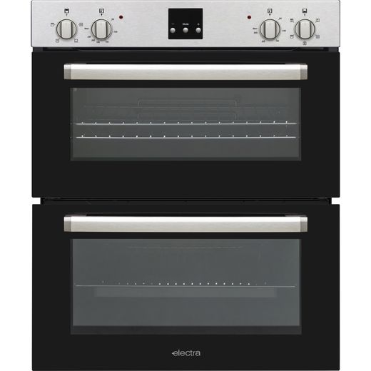 Electra BUD4837SS Built Under Electric Double Oven - Stainless Steel