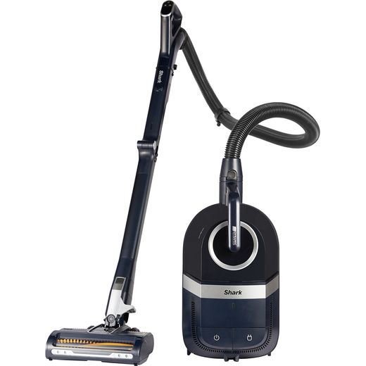 Shark Dynamic Technology with Anti-Hair Wrap CZ250UKT Cylinder Vacuum Cleaner
