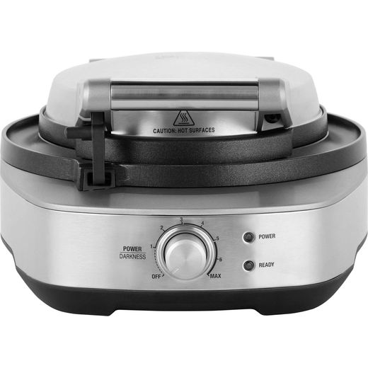 Sage BWM520BSS The No Mess Waffle Maker - Stainless Steel