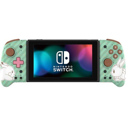 Hori Split Pad Pro Gaming Controller For Nintendo Switch - Green