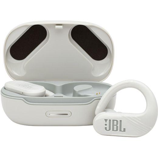 JBL Endurance Peak II Ear-hook,In-ear Bluetooth Headphones - White