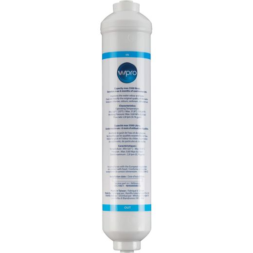 Wpro C00379992 Replacement Water Filter