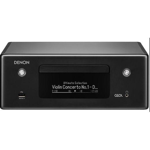 Denon N-10BKE2GB 160 Watt Hi-Fi System with Bluetooth - Black