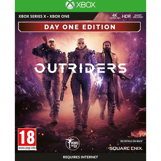 Outriders Day One Edition for Xbox One