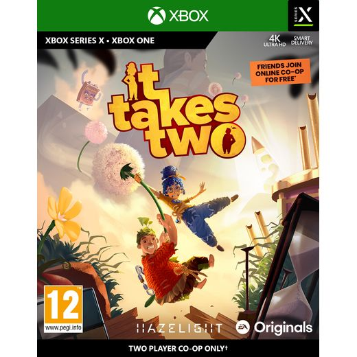 It Takes Too for Xbox One