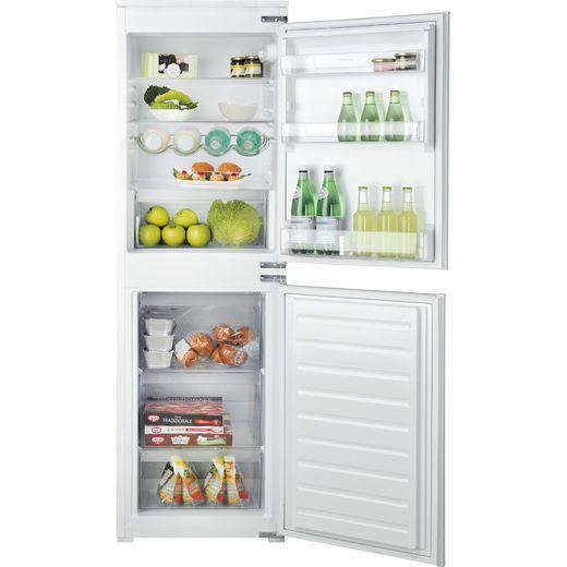 Hotpoint HMCB505011UK Integrated 50/50 Fridge Freezer with Sliding Door Fixing Kit - White - F Rated