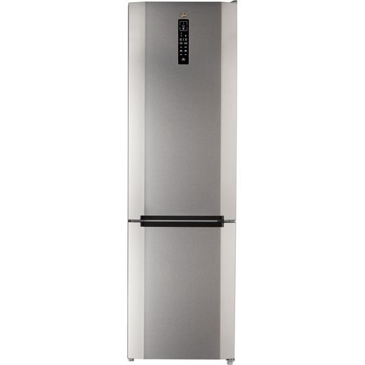 Hoover H-FRIDGE 500 HMNV6202XKWIFI Wifi Connected 70/30 Frost Free Fridge Freezer - Stainless Steel - F Rated