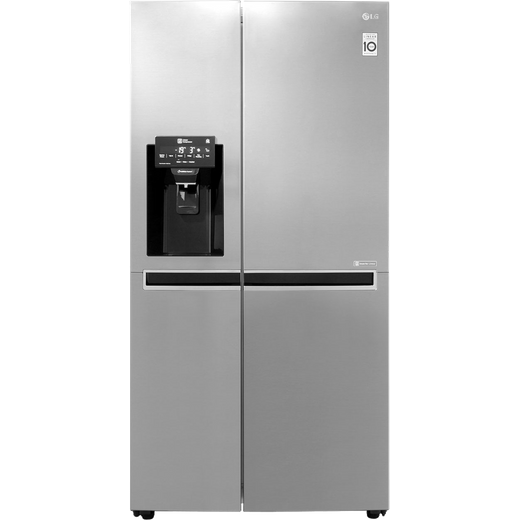 LG GSL761PZXV Wifi Connected American Fridge Freezer - Stainless Steel - F Rated
