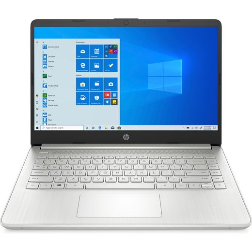 """HP 14s-fq0000 14"""" Laptop - Silver"""