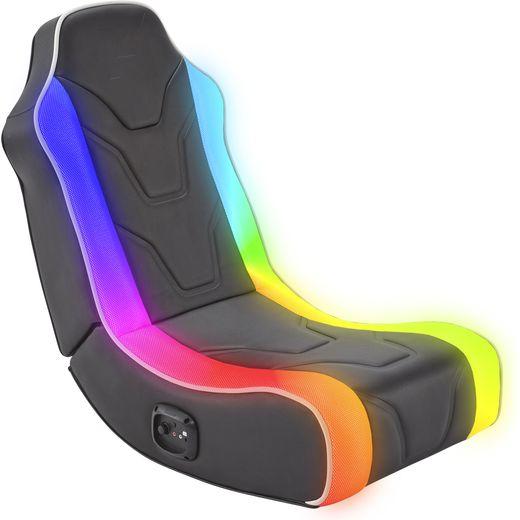 X Rocker Chimera RGB Gaming Chair - Black