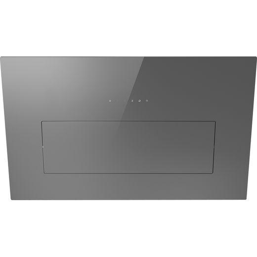 Elica BLOOM-STD-GR 85 cm Chimney Cooker Hood - Grey / Glass - A Rated