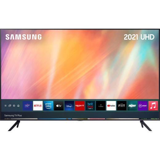 "Samsung UE75AU7100 75"" Smart 4K Ultra HD TV"