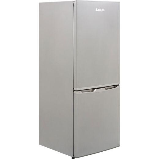 Lec TFL55148S 70/30 Fridge Freezer - Silver - F Rated