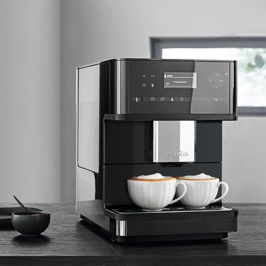 Miele CM6150 Bean to Cup Coffee Machine - Black