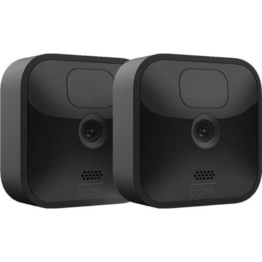 Blink Outdoor 2-Camera System Full HD 1080p - Black