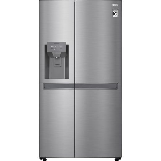 LG GSL480PZXV American Fridge Freezer - Stainless Steel - F Rated