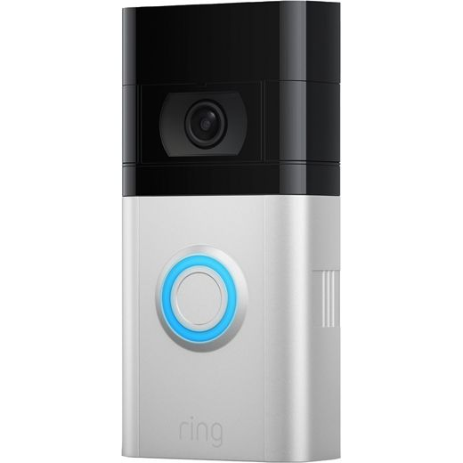 Ring Video Doorbell 4 Full HD 1080p - Silver