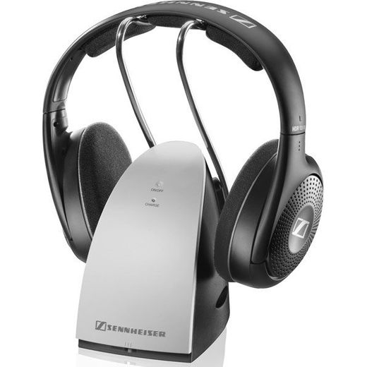 Sennheiser RS 120II TV Head-band Headphones - Black