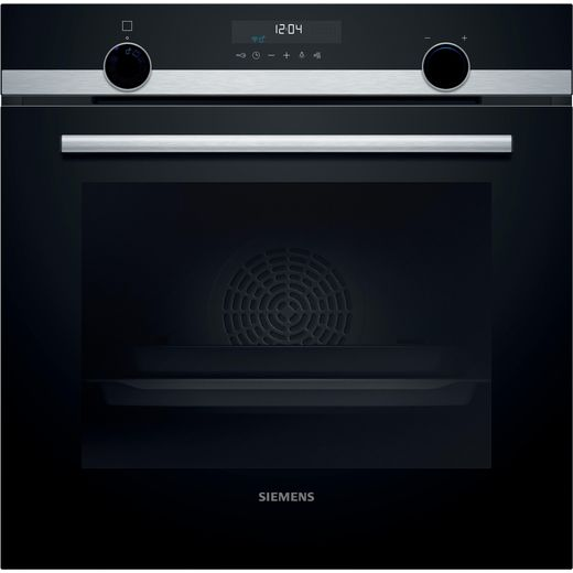 Siemens IQ-500 HB578A0S6B Wifi Connected Built In Electric Single Oven - Stainless Steel - A Rated