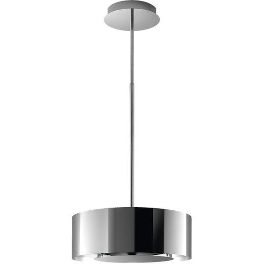 AEG DLE0431M Island Cooker Hood - Stainless Steel