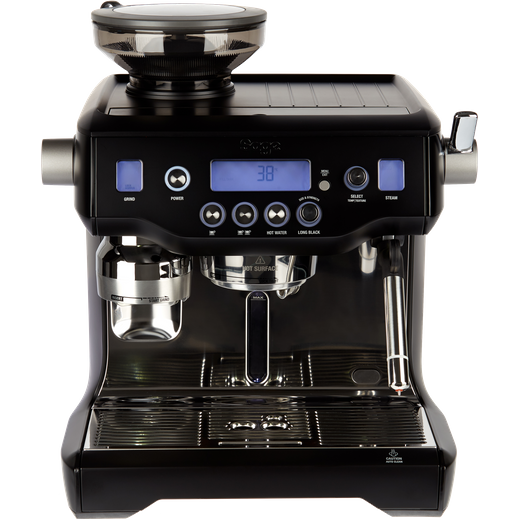 Sage The Oracle SES980BTR Bean to Cup Coffee Machine - Black Truffle