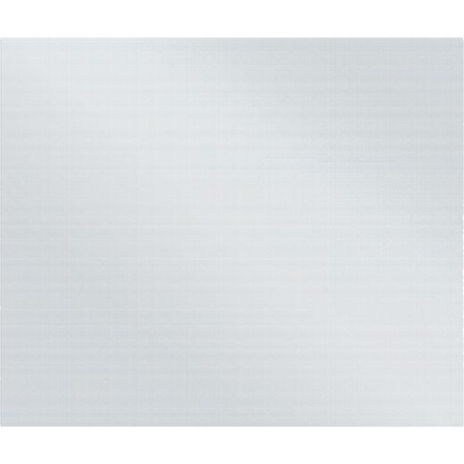 Non-Branded SBK60 60 cm Metal Splashback - Stainless Steel